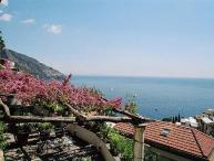 Villa Fornillo View home in Positano