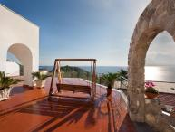 Villa Carmen Villa with view in Sorrento, Sorrento villa with pool and view, holiday villa Sorrento, Amalfi Coast villas with view