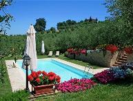 2 bedroom Villa in San Gimignano, Tuscany, Italy : ref 2061362