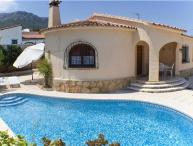 3 bedroom Villa in Calpe, Costa Blanca, Spain : ref 2062672