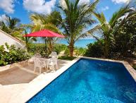 Brand new luxury beachfront condo with private swimming pool.