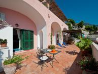 Villa with Terrace and Great Views in Positano - Casa Positano