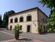 La Tenuta Villa to rent in Asciano - Siena - Rent this villa