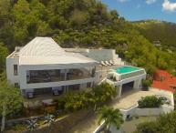 Matajugai at Flamands, St. Barth - Ocean View, Walk To Beach, Contemporary
