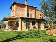 3 bedroom Villa in Montepulciano, Tuscany, Italy : ref 2266124