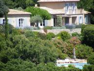 Villa Cavalaire vacation holiday large villa rental france, southern france