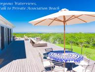 REIDM - Makonikey with Panoramic Water Views, Walk to Private Association Beach, Breathtaking Sunsets