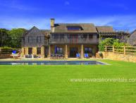 TREVS - Stunning, Oceanview Luxury Home, Private Association Beach Rights,  Solar Heated Pool, Private Tennis Court
