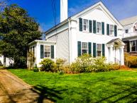 RITTG - Greek Revival Retreat, In Town Location, Fine Decor Details Throughout, A/C most Rooms, Wifi