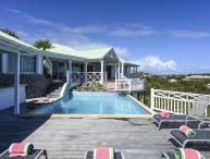 Milonga at Marigot, St. Barth - Ocean View, Pool