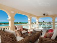 Newly Renovated picturesque waterfront villa in Turks and Caicos