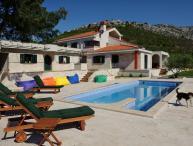 Premium, Panorama villa for rent, Trogir area