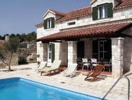 Villa Rustica, Trogir area