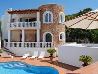 3 bedroom Villa in Cala Vadella, Islas Baleares, Ibiza : ref 2135557