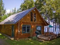 155 Picturesque Cabin on Moosehead Lake