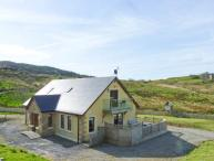 OCEAN VIEW, decking area with furniture, lawned garden, sea views, near Glenties, Ref 914798