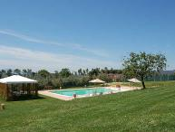 Detached villa with private pool 90 km from Rome. 5 bedrooms, up to 15 sleeps