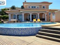 4 bedroom Villa in Javea, Costa Blanca, Javea, Spain : ref 2234278