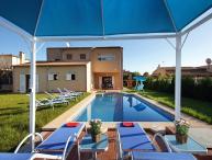 4 bedroom Villa in Sa Pobla, Mallorca : ref 3794