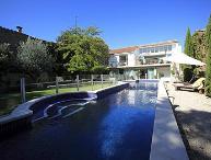 4 bedroom Villa in Pezenas, Languedoc, France : ref 2000107