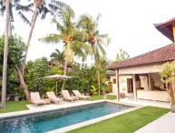 Aisha, Luxury 4 Bed Villa, Central Seminyak