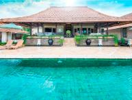Puri Balangan,Magnificent 4BR Ocean Views-Jimbaran