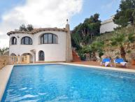 Vibrant Villa Near Javea with Magnificent Panoramic Views - Casa Aguirre