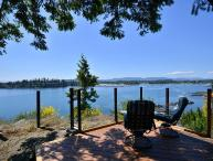 Spectacular Sidney 3 Bedroom Ocean Front Home with Incredible Island Views