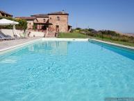 Il Toscona Tuscan villa rental monteroni d\'arbia tuscany italy