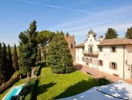 6 bedroom Villa in Castelfiorentino, San Gimignano, Volterra and surroundings, Tuscany, Italy : ref 2294089