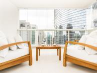 Bright & Airy 1 Bedroom Apartment in Itaim Bibi