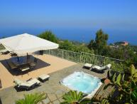 Amalfi Coast Villa with Private Jacuzzi  - Villa Sirenusa