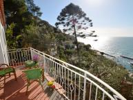 Walk to Town Villa with Sea and Island Views - Villa Carla