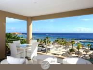 Amazing caribbean luxury with beach front views & 2 min walk to beach