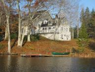 GARRAVALE | BOOTHBAY HARBOR | WEST HARBOR POND |PET-FRIENDLY| FISHING | KAYAK AND CANOE PROVIDED | FAMILY VACATION