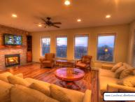6BR, Massive Open Floor Plan, Custom Designer Kitchen, Long Range Views, Minutes to Boone/Blowing Rock, NC