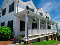 CONNJ - Luxury Home, In-Town, Waterfront on the Harbor, Private Dock Space Available,  Central Air, WiFi