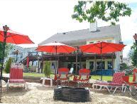 Luxury Home On Lake Opechee with Sandy Beach, Sleeps 10 (ABJ33Wa)