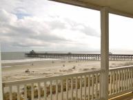 Folly Beach Suites 3C - Folly Beach, SC - 1 Beds BATHS: 1 Full