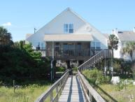 Sandi Lou - Folly Beach, SC - 5 Beds BATHS: 3 Full