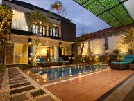 Nakula, Luxury 4 BR Villa, Seminyak-Legian