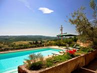 3 bedroom Apartment in Tavarnelle Val di Pesa, Chianti, Tuscany, Italy : ref 2293868