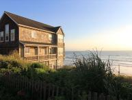 High End Ocean Front Vacation Home in Charming Bella Beach Neighborhood