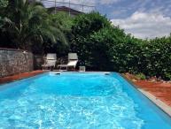 Le Palme - private pool, A/C,  beaches & 5 terre