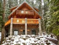 CR101uMapleFalls - Snowline #47 Rustic Getaway Home w/Hot Tub