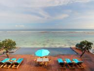 OMG 4BR Luxury Ocean Front Nusa Dua