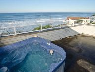 Beautiful OceanView Home with Hot Tub Just South of Lincoln City