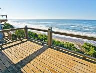 Oceanfront Home has Multiple Decks, Stellar Views
