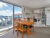 H47 City View One Bedroom Apartment with Balcony in Auckland CBD, NZ