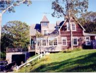 BEAUTIFUL POST AND BEAM HOME WITH WATERVIEWS OF LOBSTERVILLE BEACH